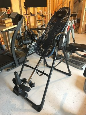 My Teeter Hangups Inversion Table