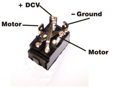 12v Reverse Polarity Toggle Switch Wiring Diagram - Wiring ... on